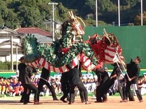 長崎の中学生